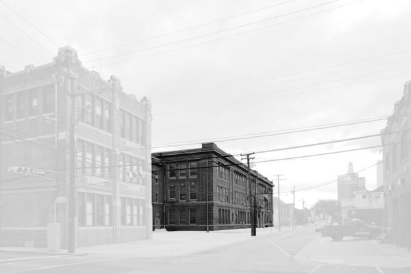 Indiana Avenue School, Atlantic City, New Jersey