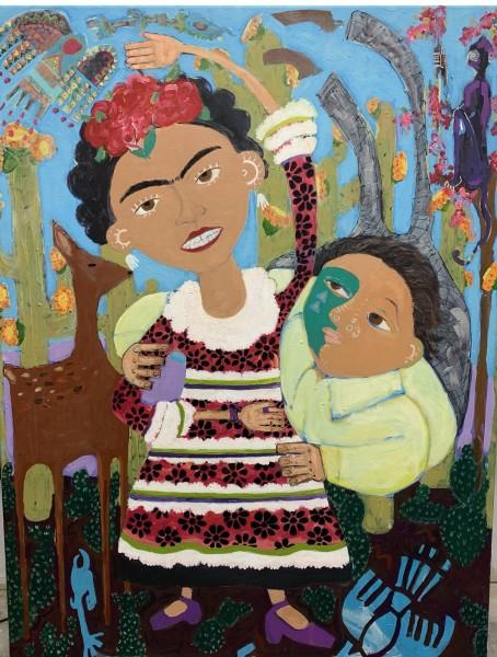 Dance with me Frida Kahlo