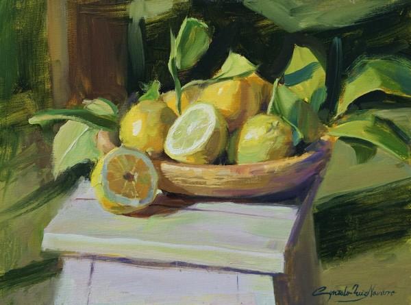 Lemons from Guecho