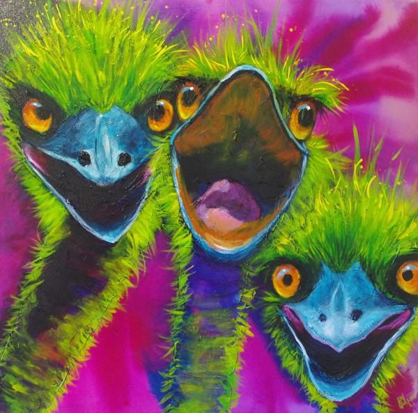 How emu-sing