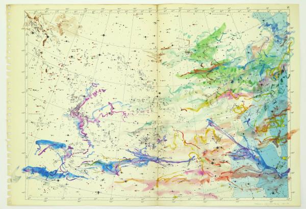 Exploring 1950 Celestial Maps III