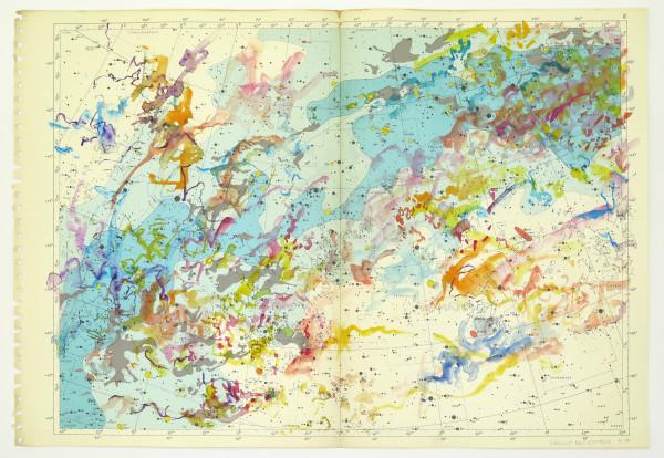 Exploring 1950 Celestial Maps II