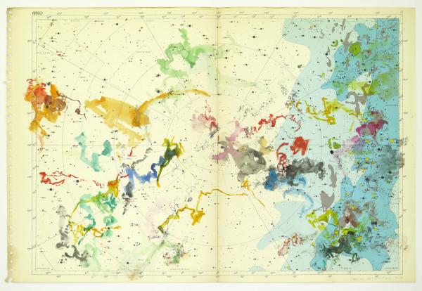 Exploring 1950 Celestial Maps  I