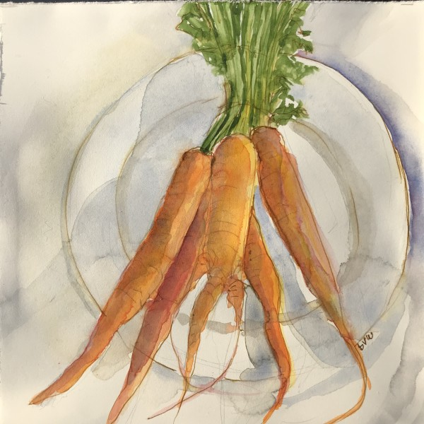 fresh carrots 955
