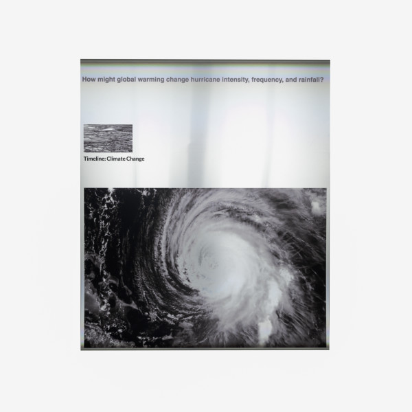 Untitled (Climate data 20) #1 of 2