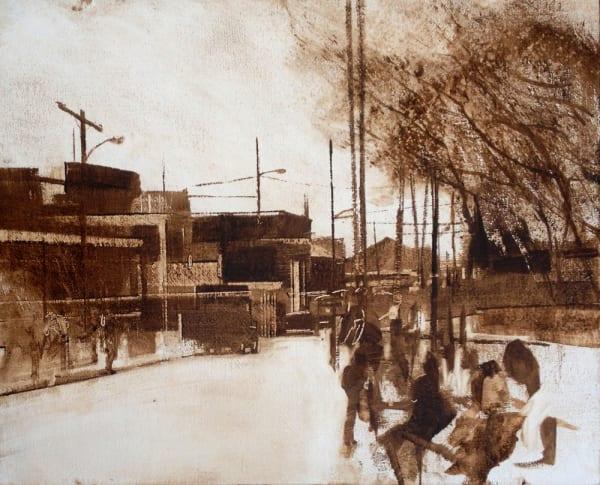 COJIMAR STREET SCENE