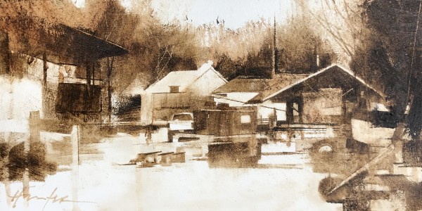 ESSEX BOATYARD - MONDAY STUDY