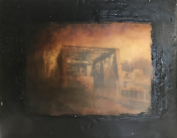B&M BRIDGE ENCAUSTIC