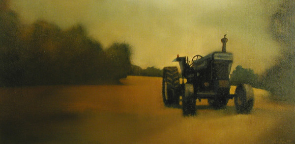 TRACTOR - FORD