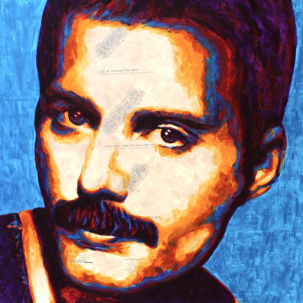 Freddie Azul