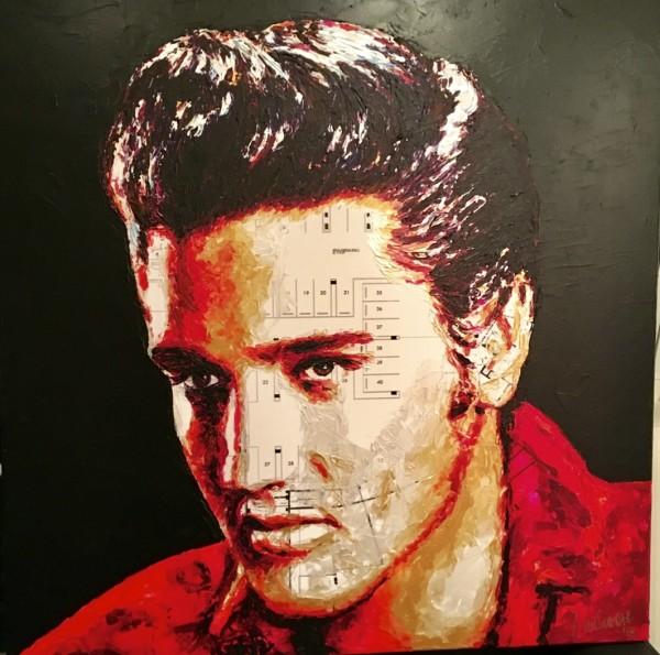 Elvis Black