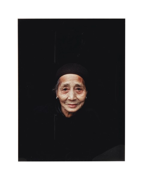 Retired worker, Guelin China