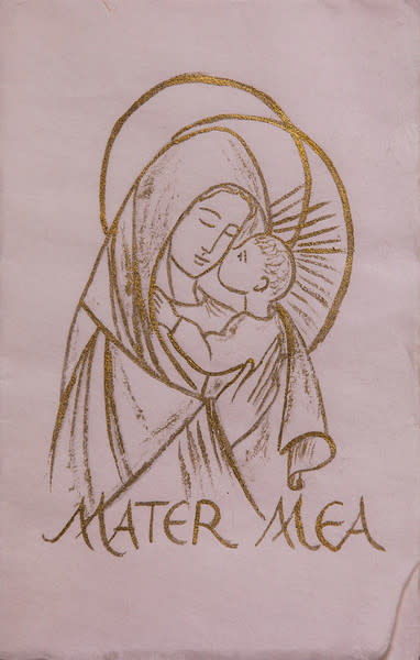 Untitled (Mater Mea)