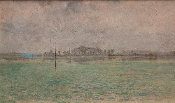 An Estuary Mist