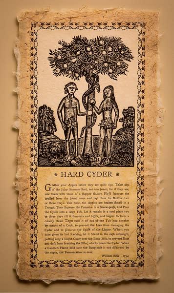 Hard Cyder
