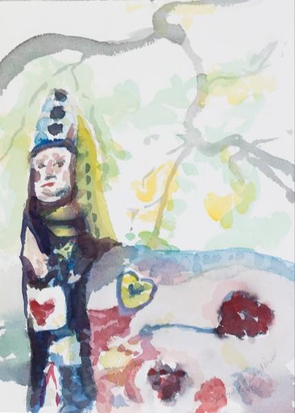 Totem at Grant's Tomb