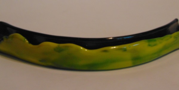 Photo Curve-Adventurine/Green & Yellow Streaky