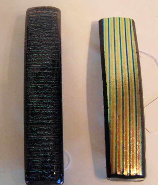 Barrette-Capped Ripple Dichroic
