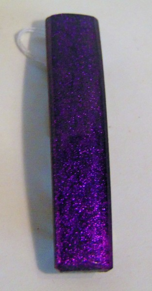 Barrette-Purple Dichroic