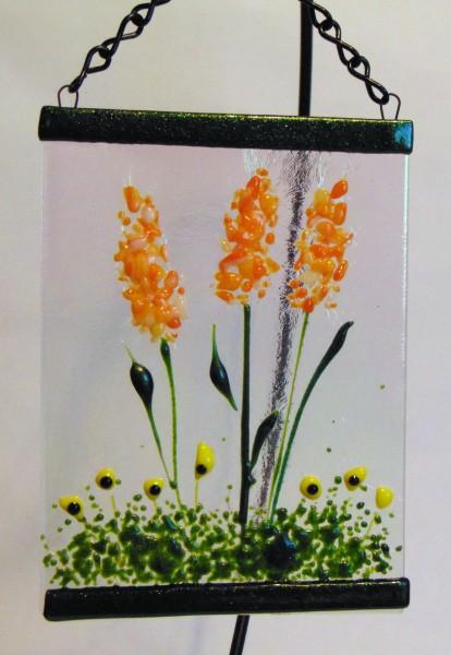 Garden Hanger-Orange Spires