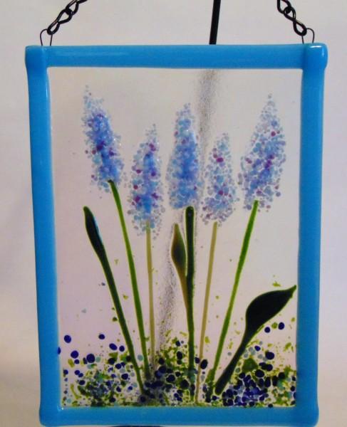Garden Hanger-Blue Spires
