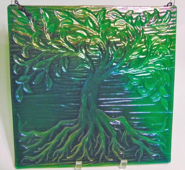 Garden Hanger-Emerald Irid