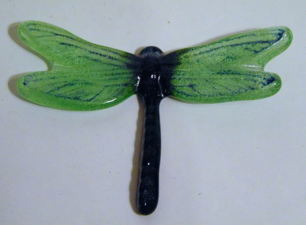 Dragonfly, Medium-Green/Blue