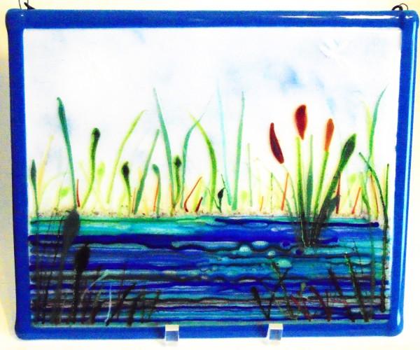 Garden Hanger-Marsh Scene