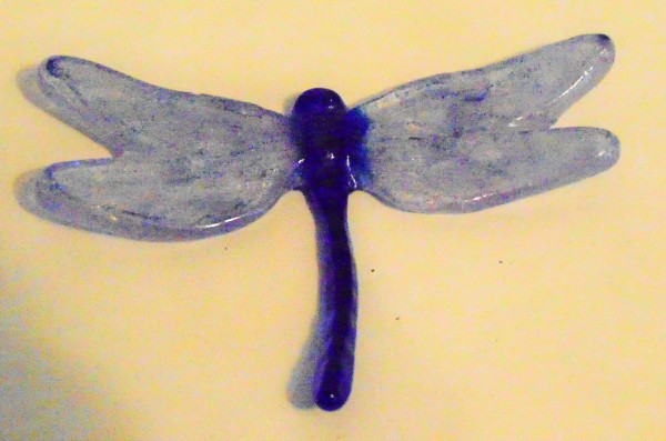 Dragonfly, Large-Blue/Lavender