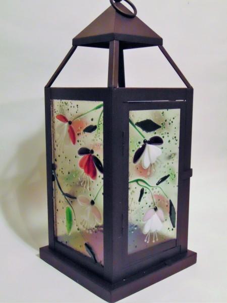 Large Fuchsia Lantern