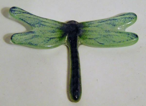 Dragonfly, Medium-Green