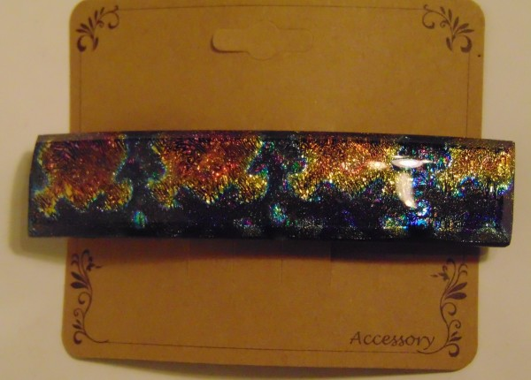 Barrette-Patterned Dichroic