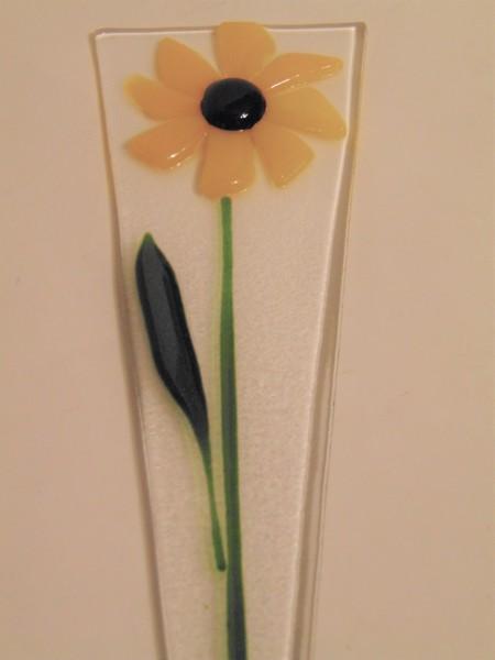 Plant Stake-Yellow Daisy