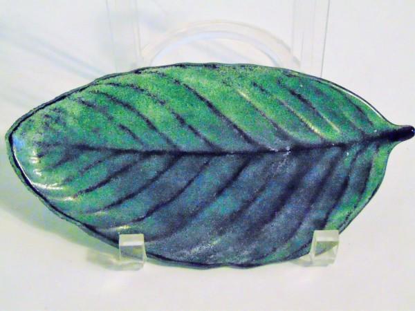 Rain Forest Leaf Plate