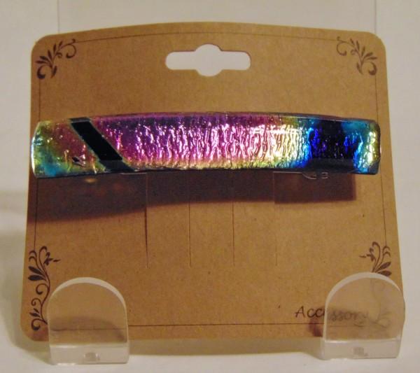 Barrette-Rainbow Dichroic, capped