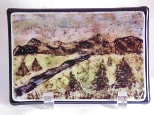 Powder Painting-Landscape