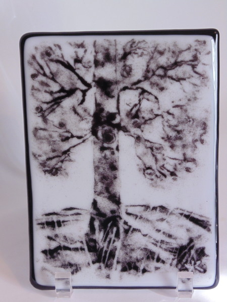 Powder Painting-Tree