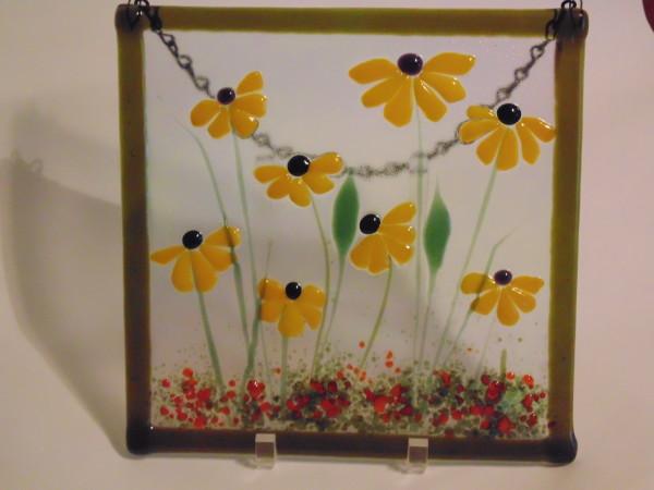 Garden Hanger-Sunflowers
