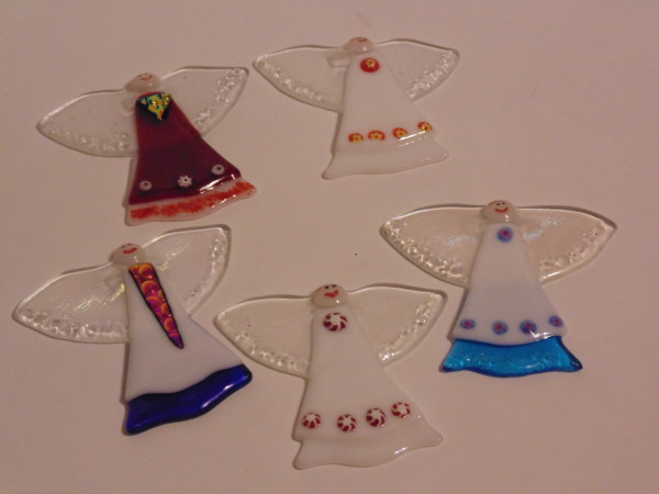 Angel Ornaments-Assorted