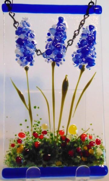 Garden Hanger-Delphiniums