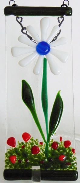 Garden Hanger-White Daisy