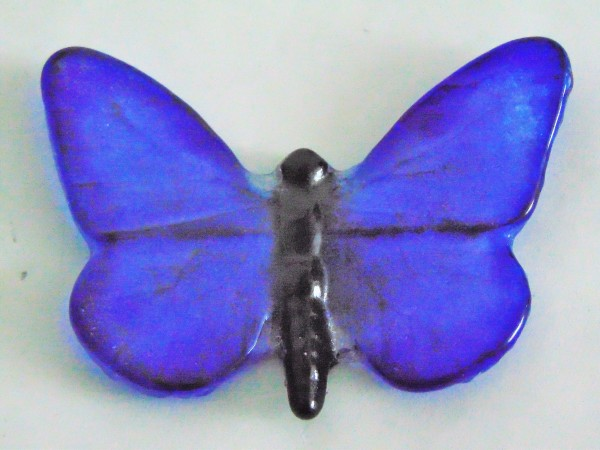 Butterfly-Large, Blues