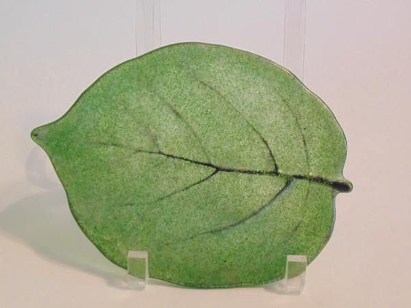 Kiwi Leaf Plate