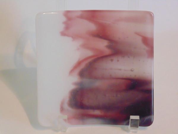Small sushi-Cranberry/Purple/White Streaky
