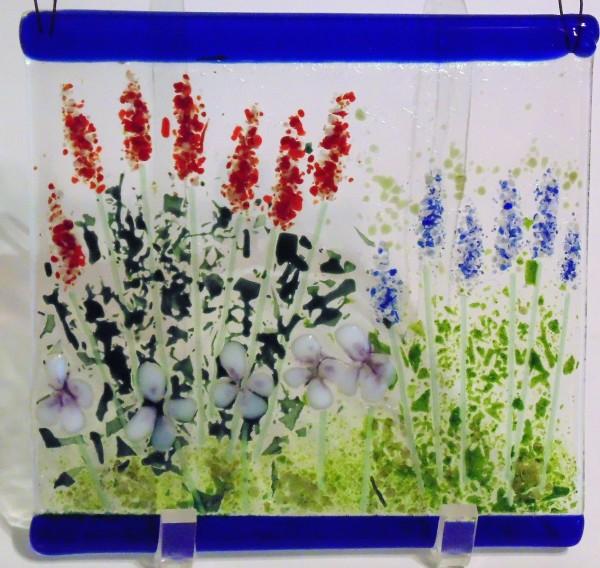 Garden Hanger-Spire Flowers