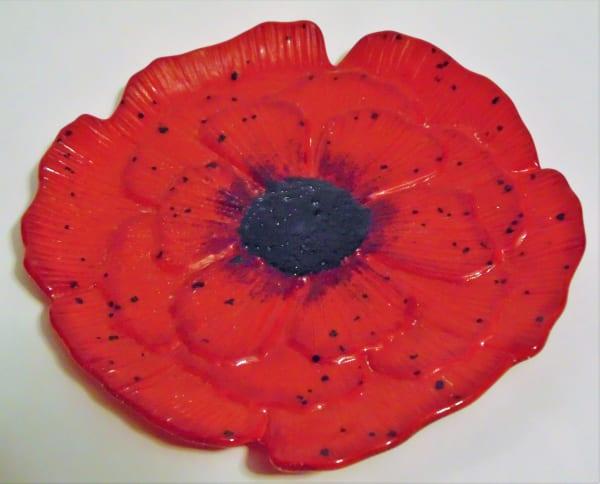 Poppy Plate