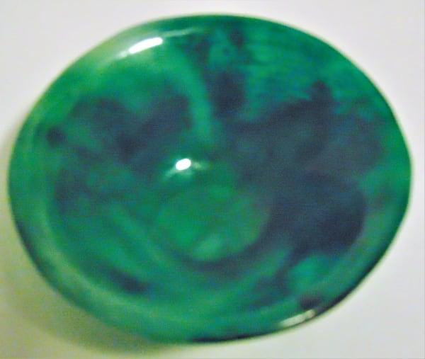 Pot Melt Bowl in Green