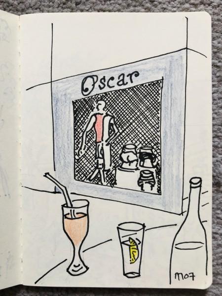 Casa del Mar - Oscar
