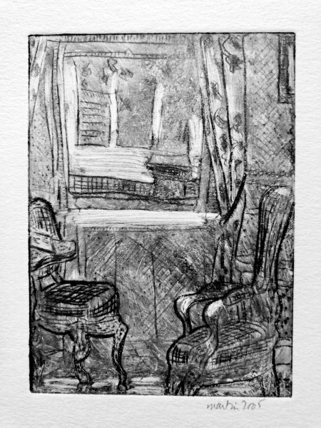 Picasso's Room