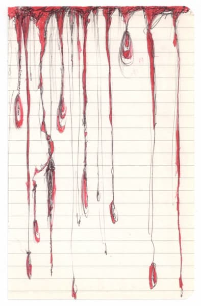 Blood Roses #7